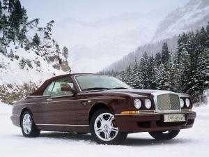 Bentley Azure Final Series 2002 года